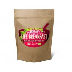 Bio Life breakfast Kaše malinovo-makadamiová 240g