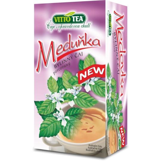 VITTO čaj Meduňka porcovaný 30 g