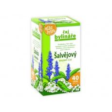 Bylinář Šalvějový čaj 40x1,6g