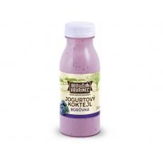 Bio Jogurtový koktejl Borůvka 250ml