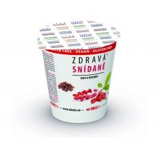 Zdravá snídaně - GOJI / rozinka 78g