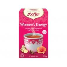 Bio Energie ženy Yogi Tea 17 x 1,8 g