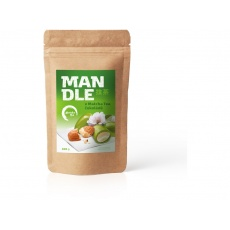 Mandle v Matcha Tea čokoládě 100g