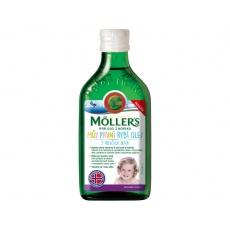 Möller's Omega 3 Můj první rybí olej 250ml