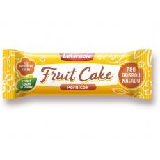 AKCE - Tyčinka Fruit cake Perníček 35g. Min. trv. 1.7.2021