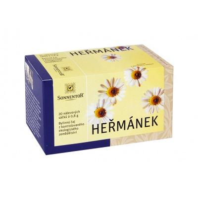 Bio Heřmánek porcovaný 16g - bez pap. přebalu