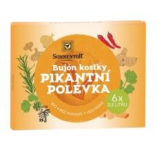 Bio Pikantní polévka 60g
